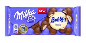 Milka Bubbly