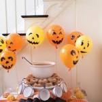 Z otroci lahko preprosto porišete balone - zabava zagotovljena