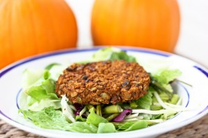Curried-Pumpkin-Black-Bean-Burgers