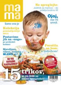 Naslovnica Maj 2014