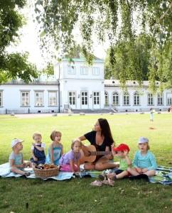 Musikkindergarten im Augarten erfolgreich unterwegs
