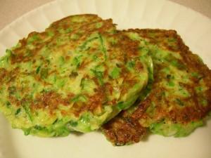 zucchini-savory-cakes
