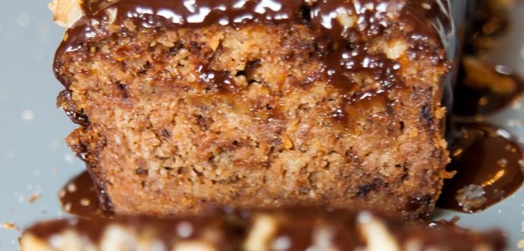 Bučni čokoladni kolač
