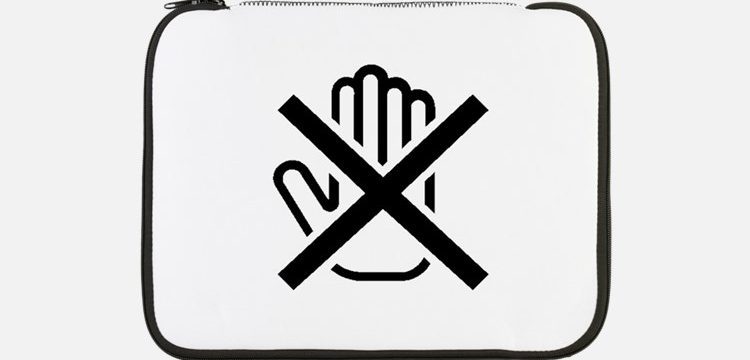 do_not_touch_13_laptop_sleeve